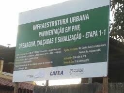 Prefeitura de ALMENARA MG começa a asfaltar a cidade e começa peli bairro cidade verde