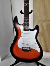 Guitarra Strinberg Strato Sunburst