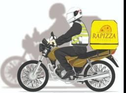 Motoboy para pizzaria