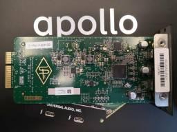 Universal Audio Apollo Thunderbolt 2 optional card