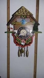 Relógio Mini cuco Germânico A Corda