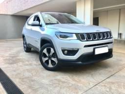 Jeep Compass 2.0 Longitude + 2017/2018 Automático - 2018