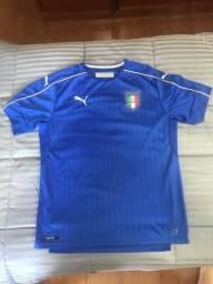 Camisa Itália torcedor Puma