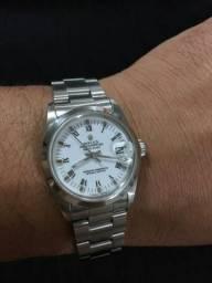 55b5afe9ca2 Relogio Rolex Datejust Quickset Safira