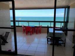 Apartamento 4 quartos com Ar Condicionado de Frente para o Mar na Praia do Morro