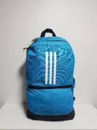 Mochila Adidas Classic 3 Stripes, Original na Embalagem