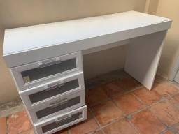 Mesa escritório com gaveteiro