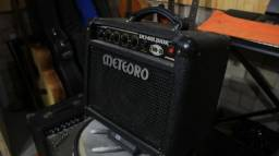 Amplificador Cubo Meteoro Fwb-20 Demolidor Baixo 20w Rms