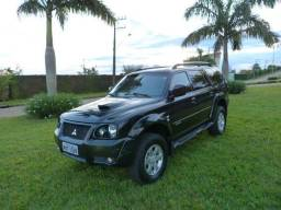 Pagero sport 2.5 4x4 manual a diesel impecavel - 2007