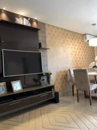 AP Completo e mobiliado, 118m2, 3 quartos, 2 Suites c/ churrasqueira