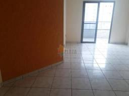 Apartamento com 3 dormitórios à venda, 101 m² por R$ 385.000,00 - Aviação - Praia Grande/S