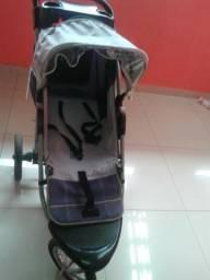 Carrinho de bebê triciculo Zap e telefone *