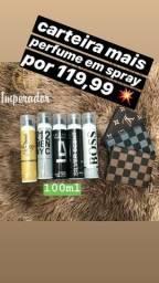 Perfumes spray kit