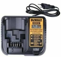 Título do anúncio: Carregador De Baterias 12 A 20v Dcb107-br Dewalt - Bivolt