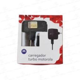 Carregador Turbo Motorola v8