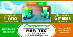 Camponesa - Máquina ensacadora e compactadora de silagem