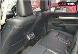 Hilux srv 2.8 diesel aut. 4x4 - 2017
