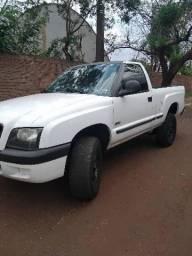 Vendo S10 gasolina 2002 ar e direção, motor 2.4 - 2002