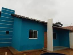 Casa Nova 3 Quartos entrada 5 Mil Reais