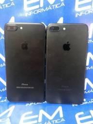 Promoção - 7 Plus 32GB Preto Apple - Seminovo -Aceito seu iphone na troca