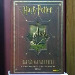 Harry Potter das páginas para a tela