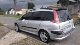 Peugeot 206sw 2006 troco