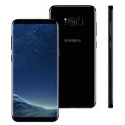 Samsung G955f S8 Plus 64gb Preto 12Mpx OctaCore 4k