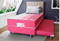 Temos cama e cabeceiras de vários modelos