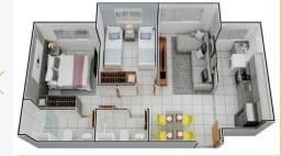 Engenho de dentro, Linha amarela, apartamento 2 Qrts com suíte, ótima localização