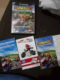 Vendo jogo Mario Kart Double Dash Game Cube Original Americano comprar usado  Fazenda Rio Grande