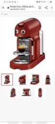 Semi nova *Máquina Para Café Maestria Rosso C500<br>