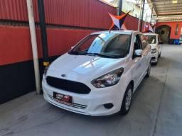 Ford Ka 2018 1.0 1 mil de entrada Aércio Veículos gfd