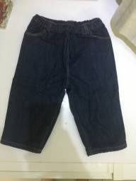 Calça jeans forrada baby (infantil)