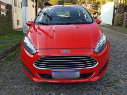 New Fiesta SE 2017 apenas 18 mil kms