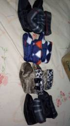 Sapatinhos de pano  e bôinas bebê, apenas venda. Não entrego. R$ 19,99 reais cada