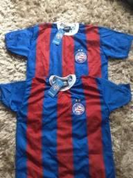 Camisas de times infantis 20,00