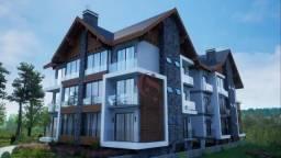 Apartamento à venda com 1 dormitório em Gramado/RS