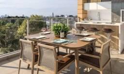 Apartamento com 2 dormitórios à venda, 115 m² por R$ 787.163,56 - Mercês - Curitiba/PR