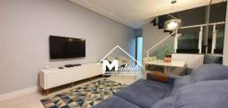 Sobrado com 3 dormitórios à venda, 160 m² por R$ 715.000,00 - Campestre - Santo André/SP