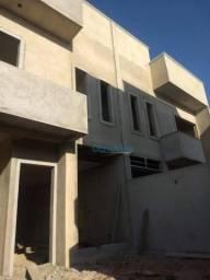 Sobrado com 3 dormitórios à venda, 96 m² - Uberaba - Curitiba/PR