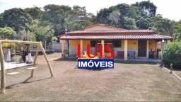 Sítio com 4 dormitórios à venda, 5100m² por R$650.000 - Ubatiba - Maricá/RJ - SI0054