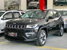 COMPASS 2019/2019 2.0 16V FLEX LONGITUDE AUTOMÁTICO