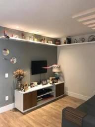 Apartamento com 1 dormitório para alugar, 50 m² por R$ 3.800,00/mês - Ipanema - Rio de Jan