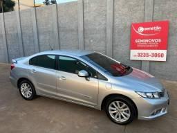 CIVIC 2012/2012 1.8 LXS 16V FLEX 4P AUTOMÁTICO