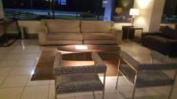 Flat com 1 dormitório para alugar, 15 m² por R 1.500,00/ano - Areia Preta - Natal/RN