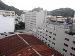 Apartamento com 1 dormitório para alugar, 28 m² por R$ 700,00/mês - Botafogo - Rio de Jane