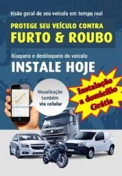!!Rastreador GPS Veicular com Bloqueio do Veículo!!Segurança via Satélite