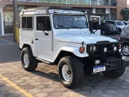 Toyota bandeirante 92 a melhor de São Luís