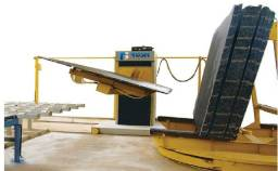 Robô Carregador e Descarregador Automático de Chapas C/ Paginação