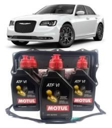 Kit troca de óleo câmbio automático Multi-ATF com limpeza flush é na MultiCambios